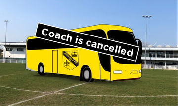 Coach cancelled