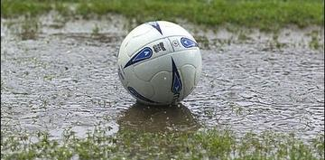 Waterlogged ball
